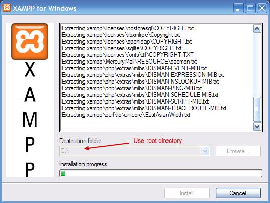 xampp 1.7.3 free download for windows 10 64 bit