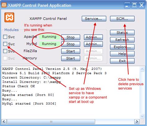 XAMPP-Aptana | Tiki Wiki CMS Groupware :: Development